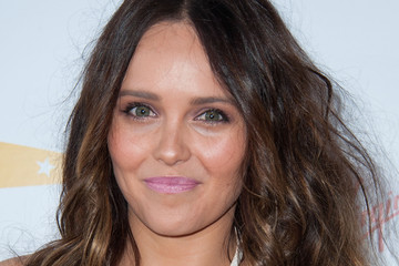 Rebecca Breeds Arrivals at Australians in Film's Scholarship Dinner