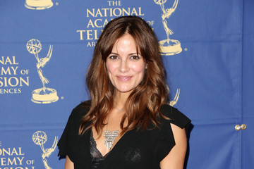 Rebecca Budig Daytime Creative Arts Emmy Awards Gala - Arrivals