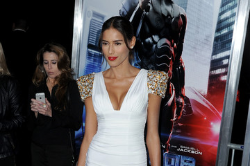 Rebecca Da Costa 'Robocop' Premieres in Hollywood