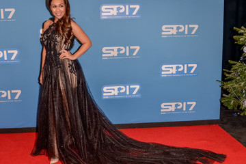 Rebecca Ferguson BBC Sports Personality of the Year - Red Carpet Arrivals