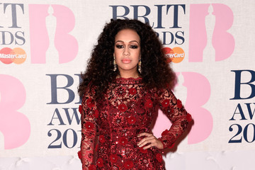 Rebecca Ferguson Arrivals at the BRIT Awards