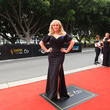 Rebecca Gibney 2018 AACTA Awards Presented By Foxtel - Red Carpet