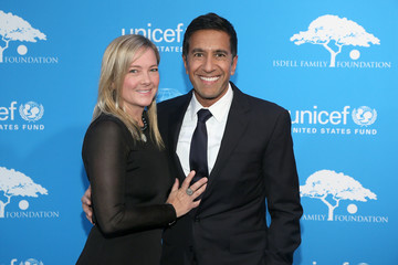 Rebecca Gupta UNICEF's Evening for Children First to Honor Ted Turner