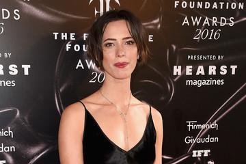 Rebecca Hall 2016 Fragrance Foundation Awards Presented by Hearst Magazines - Arrivals
