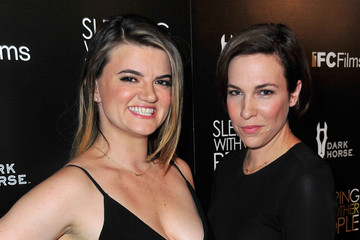 Rebecca Henderson Guests Attend the Premiere of IFC Films' 'Sleeping With Other People'