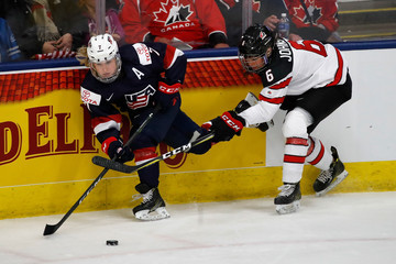 Rebecca Johnston United States v Canada - 2017 IIHF Women's World Championship