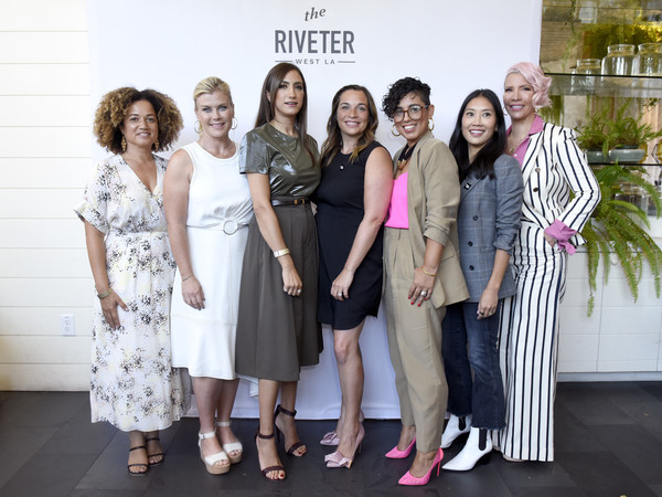 The Riveter's 'Elevating Women In Their Work' Pop-Up Event