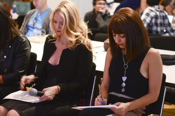 Rebecca Minkoff Heather Marie Glamour And CFDA Host Dressed To Code: A Fashion Hackathon