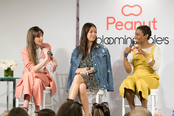 Bloomingdale's Celebrates Mother's Day With Peanut