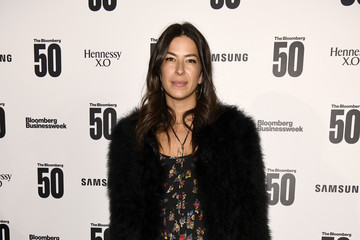 """Rebecca Minkoff """"The Bloomberg 50"""" Celebration In New York City - Arrivals"""