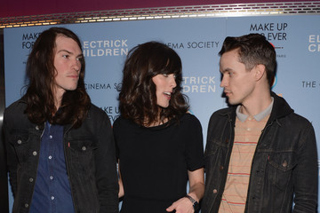 """Rebecca Thomas The Cinema Society & Make Up For Ever Host A Screening Of """"Electrick Children"""" - Arrivals"""