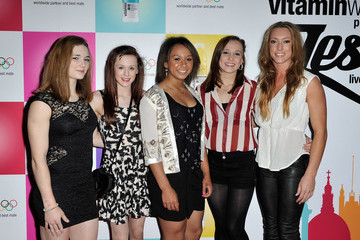 Rebecca Tunney Glaceau vitaminwater Presents Jessie J Live In London