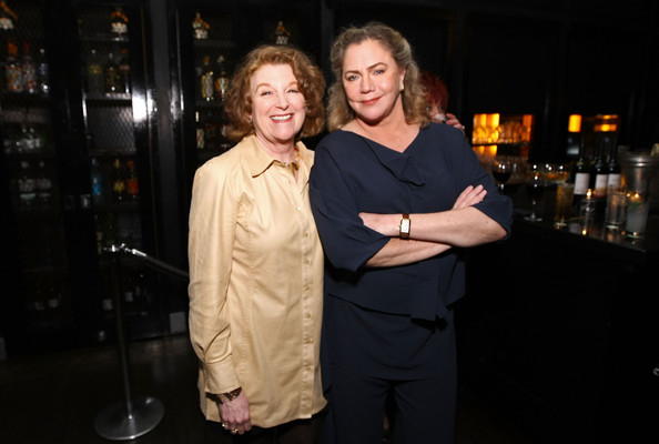 The Perfect Family's Premiere After-Party At The Tribeca Film Festival, Presented By American Express [the perfect family,event,fun,suit,formal wear,night,rebecca wackler,kathleen turner,thom bar,new york city,american express,premiere,the tribeca film festival,premiere]