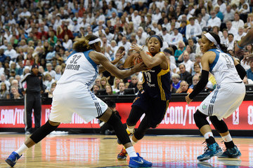 Rebekkah Brunson 2015 WNBA Finals - Game Five