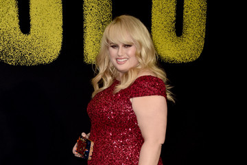 "Rebel Wilson Premiere Of Universal Pictures' ""Pitch Perfect 3"" - Arrivals"