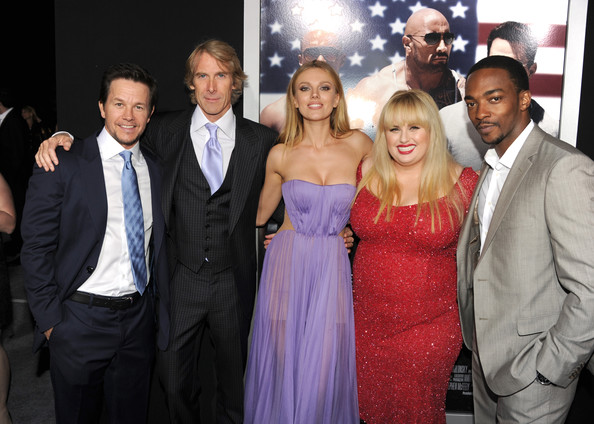 'Pain & Gain' Premieres in Hollywood