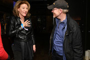 """Ondi Timoner and Ron Howard attend the """"Rebuilding Paradise"""" Sundance Premiere Reception at Tupelo on January 24, 2020 in Park City, Utah."""
