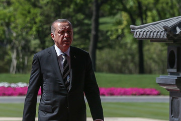 Recep Tayyip Erdogan Belt and Road Forum for International Cooperation - Day Two