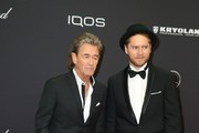 Peter Maffay and guest attend the 71st Bambi Awards at Festspielhaus Baden-Baden on November 21, 2019 in Baden-Baden, Germany.