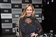 Alena Gerber arrives at the GQ Men of the year Award 2016 (german: GQ Maenner des Jahres 2016) at Komische Oper on November 10, 2016 in Berlin, Germany.