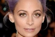 Nicole Richie's Light Lavender - The Prettiest Rainbow Hairstyles From Our Favorite Celebrities