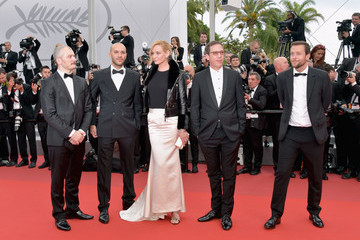 Reda Kateb 'Loveless (Nelyubov)' Red Carpet Arrivals - The 70th Annual Cannes Film Festival