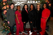 (L-R) Karen Reuther, Dani Kwateng-Clark, Nisha Ganatra, Stella Meghie, Kasi Lemmons, and Mj Rodriguez attend Reebok x ARRAY: A Celebration of Women in Film at Array Creative Campus on February 08, 2020 in Los Angeles, California.