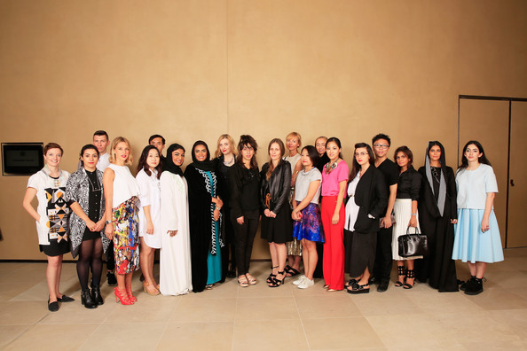 Vogue Fashion Dubai Experience Designers Portraits