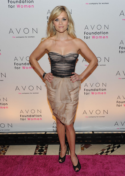 Reese Witherspoon Actress Reese Witherspoon attends the 10th annual Avon Foundation For Women Gala at Cipriani 42nd Street on October 26, 2010 in New York City.