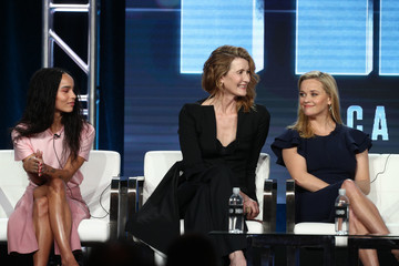 Reese Witherspoon Zoe Kravitz 2019 Winter TCA Tour - Day 11