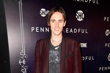 """Reeve Carney Showtime's """"Penny Dreadful"""" Premiere - Comic-Con International 2014"""