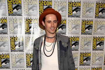 Reeve Carney Comic-Con International 2016 - 'The Rocky Horror Picture Show' Press Line