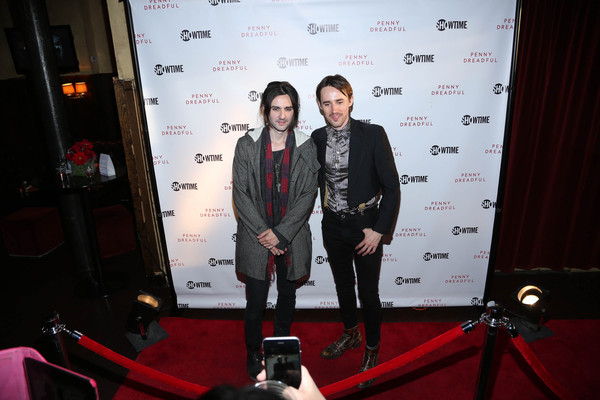'Penny Dreadful' Screening and Q&A With Reeve Carney [red carpet,carpet,fashion,event,flooring,photography,performance,fashion design,reeve carney,zane carney,r,q a,new york city,tribeca cinemas,penny dreadful screening]