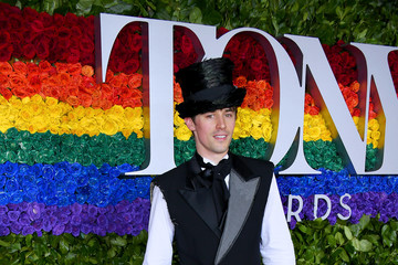 Reeve Carney 73rd Annual Tony Awards - Arrivals