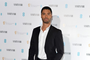Regé-Jean Page Vanity Fair EE Rising Star BAFTAs Pre Party - Red Carpet Arrivals