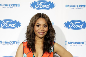 Regina Hall SiriusXM's Heart & Soul Channel Broadcasts from Essence Festival In New Orleans - Day 1