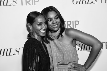 Regina Hall Jada Pinkett Smith, Regina Hall And Will Packer Host Special Screening Of GIRLS TRIP In Atlanta