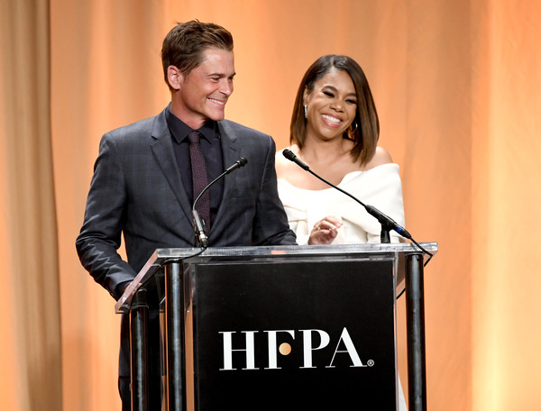 Hollywood Foreign Press Association's Annual Grants Banquet - Show