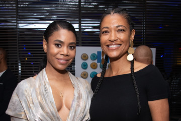 Regina Hall The Premiere Of Universal Pictures 'Little' - After Party