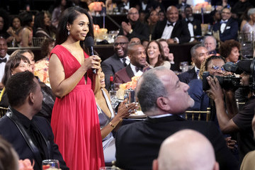 Regina Hall BET Presents the American Black Film Festival Honors - Backstage