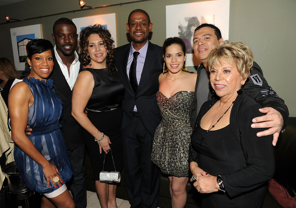 Our Family Wedding.Regina King Photos Photos Premiere Of Our Family Wedding After