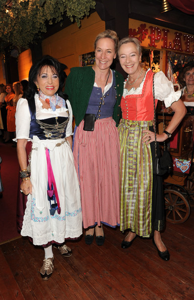Oktoberfest 2011 - Celebrity Sighting - Day 3