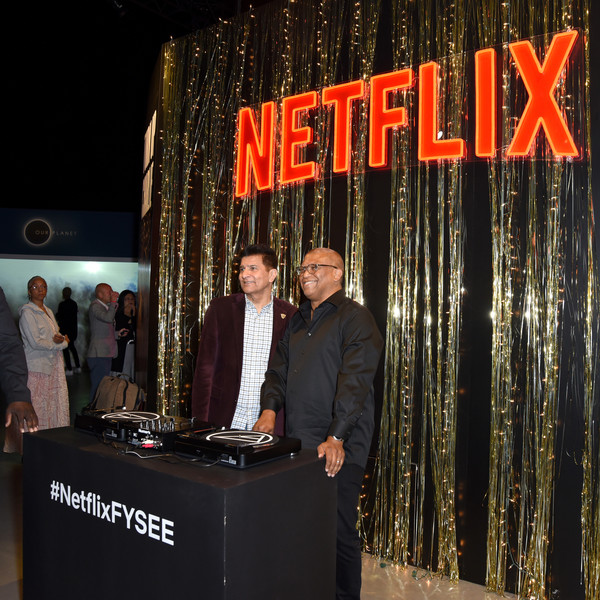 Netflix's 'The Black Godfather' FYSEE Event