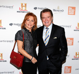 "Regis Philbin Joy Philbin ""Page One: Inside The New York Times"" - New York Premiere"