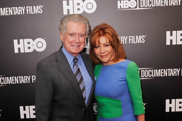 "Regis Philbin HBO Documentary Screening Of ""Remembering The Artist Robert De Niro, Sr."""