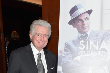 Regis Philbin 'Sinatra: All Or Nothing At All' New York Screening - After Party