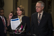 Harry Reid and Nancy Pelosi Photos Photo