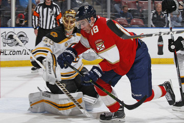 Reilly Smith Boston Bruins v Florida Panthers