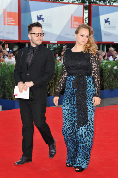 "Jury Member Samantha Morton and guest attend ""The Reluctant Fundamentalist"" Premiere And Opening Ceremony during the 69th Venice International Film Festival at Palazzo del Cinema on August 29, 2012 in Venice, Italy."