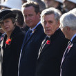 Gordon Brown and David Cameron Photos